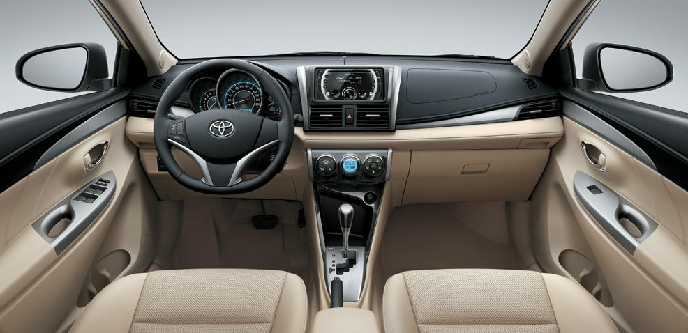 Bảng giá xe toyota 2017. Giá xe Toyota cạnh tranh trong thị trường