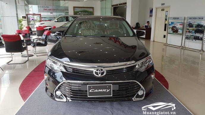 Tổng hợp các mẫu xe camry mới nhất 2020