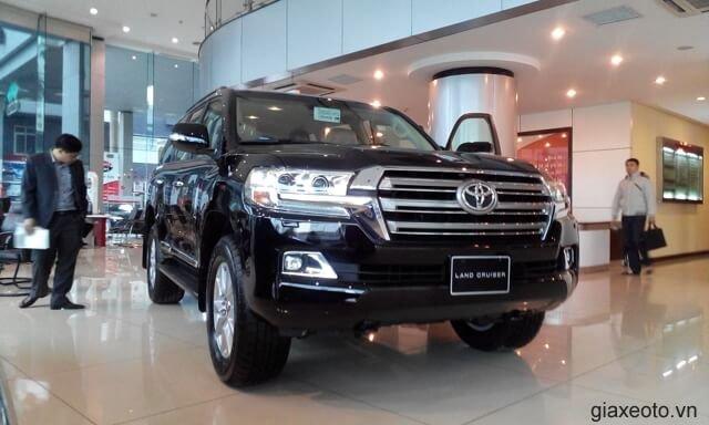 Công bố đầy đủ bảng giá xe Toyota mới nhất hiện nay