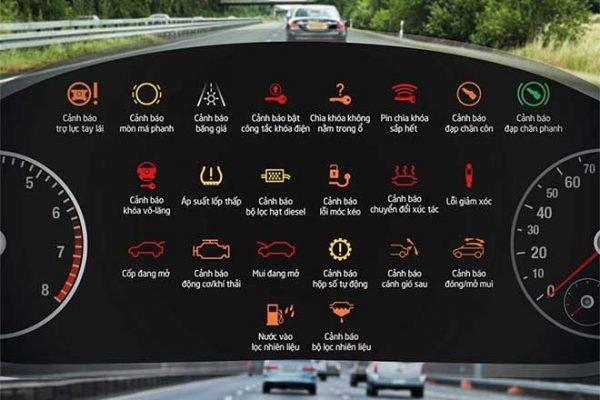 Hướng dẫn sử dụng các nút trên ô tô chi tiết cho người mới