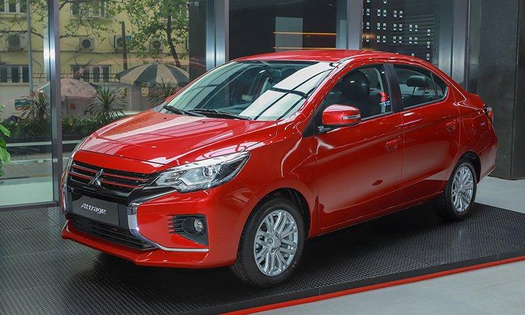 Phân tích xe mitsubishi attrage thịnh hành trên thị trường hiện nay