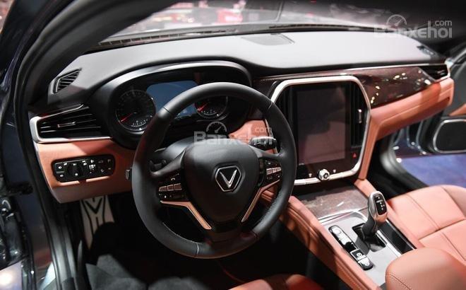 Phân tích xe vinfast lux a2.0 thịnh hành trên thị trường hiện nay