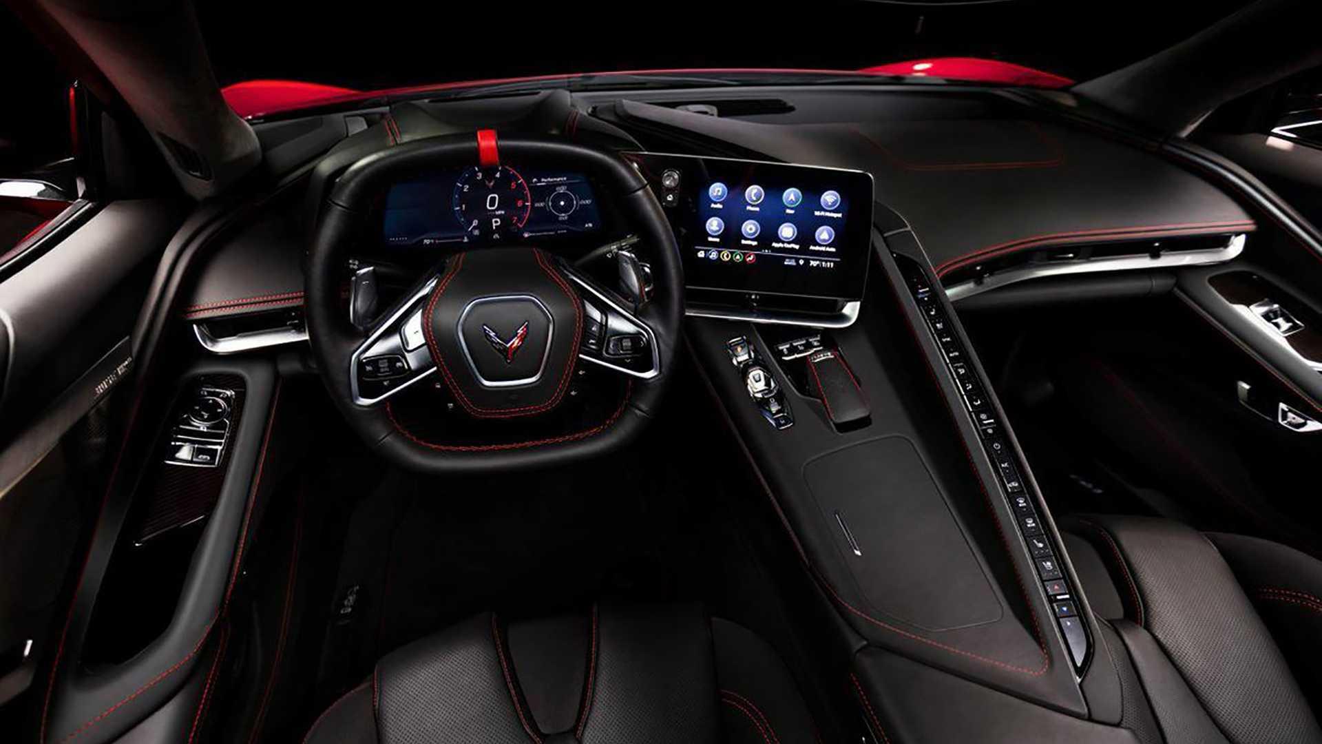 Chevrolet Corvette C8 2020