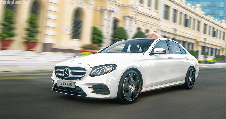Mercedes-Benz E300 AMG
