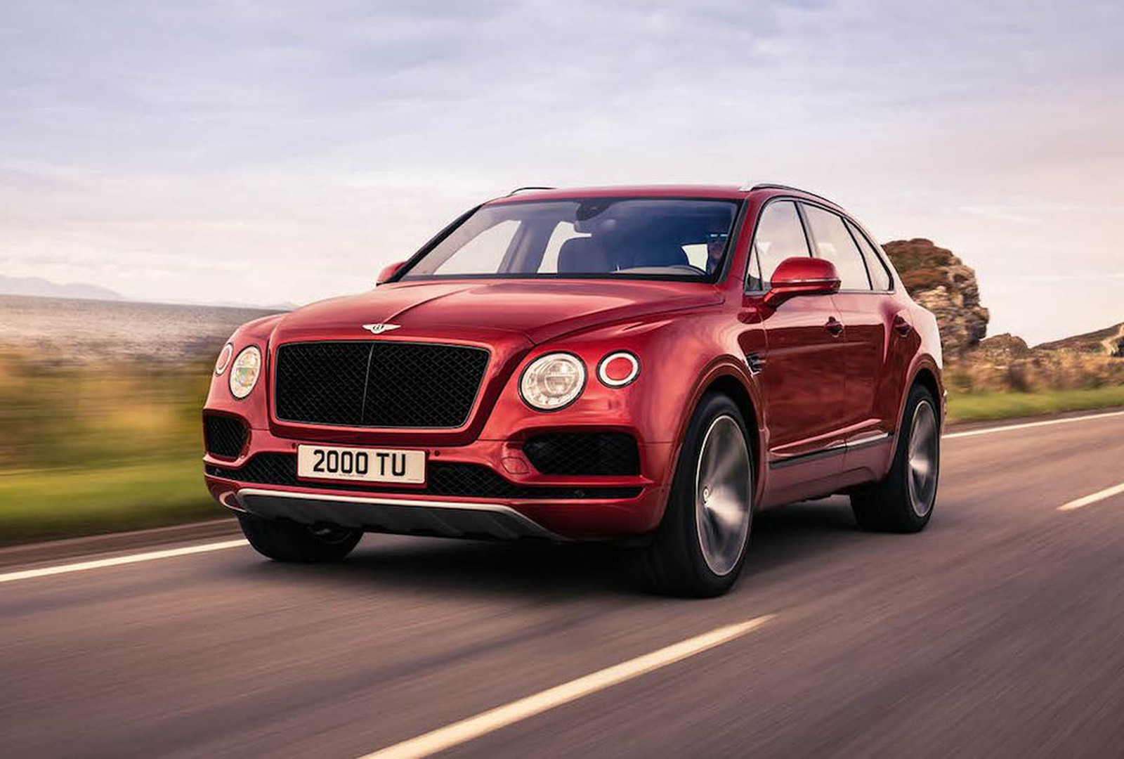 Bentley Bentayga V8 2020