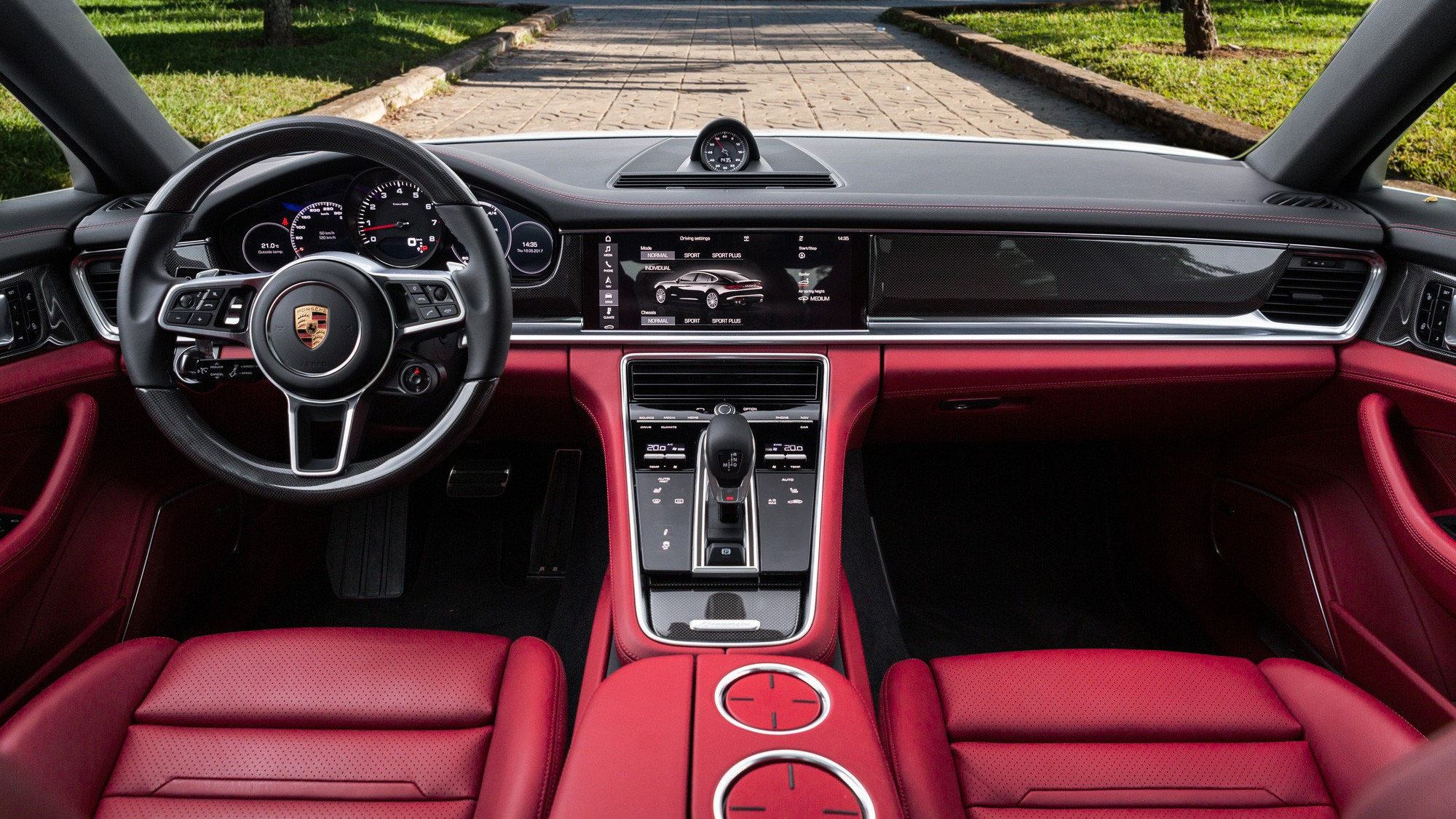 Xe Porsche Panamera 2020