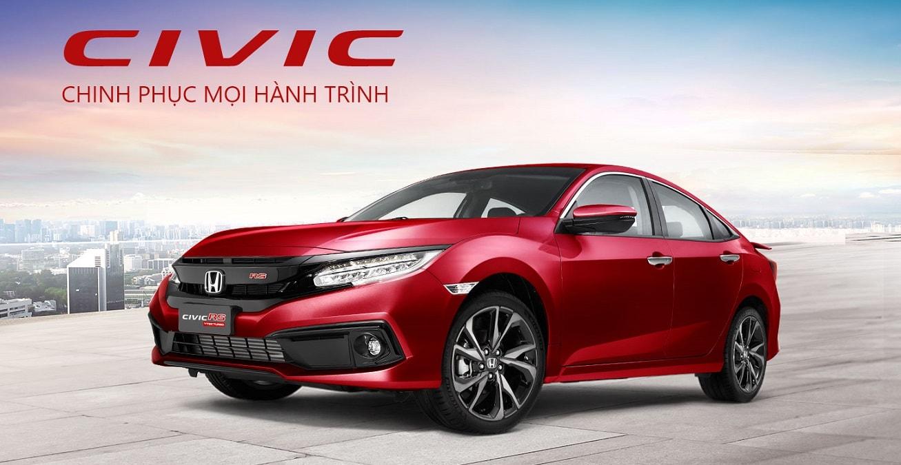 Xe Honda Civic 2020