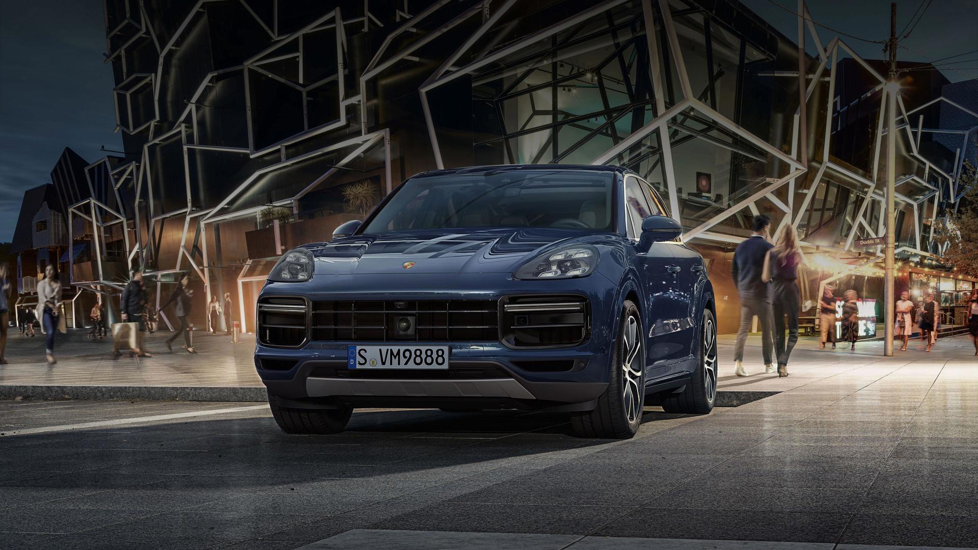 Xe Porsche Cayenne 2020