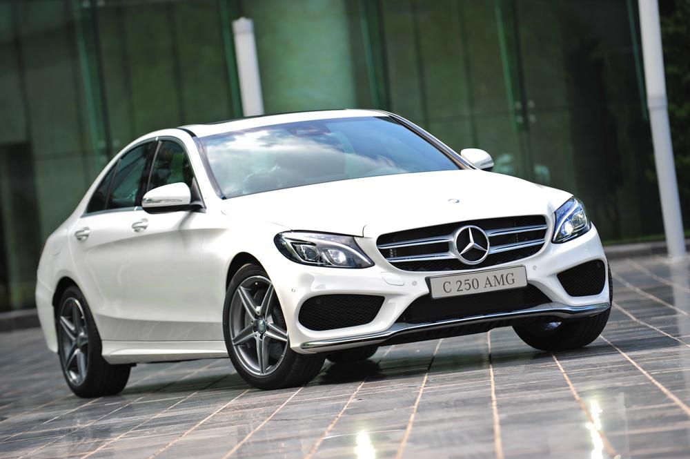 Mercedes-Benz C250 Exclusive