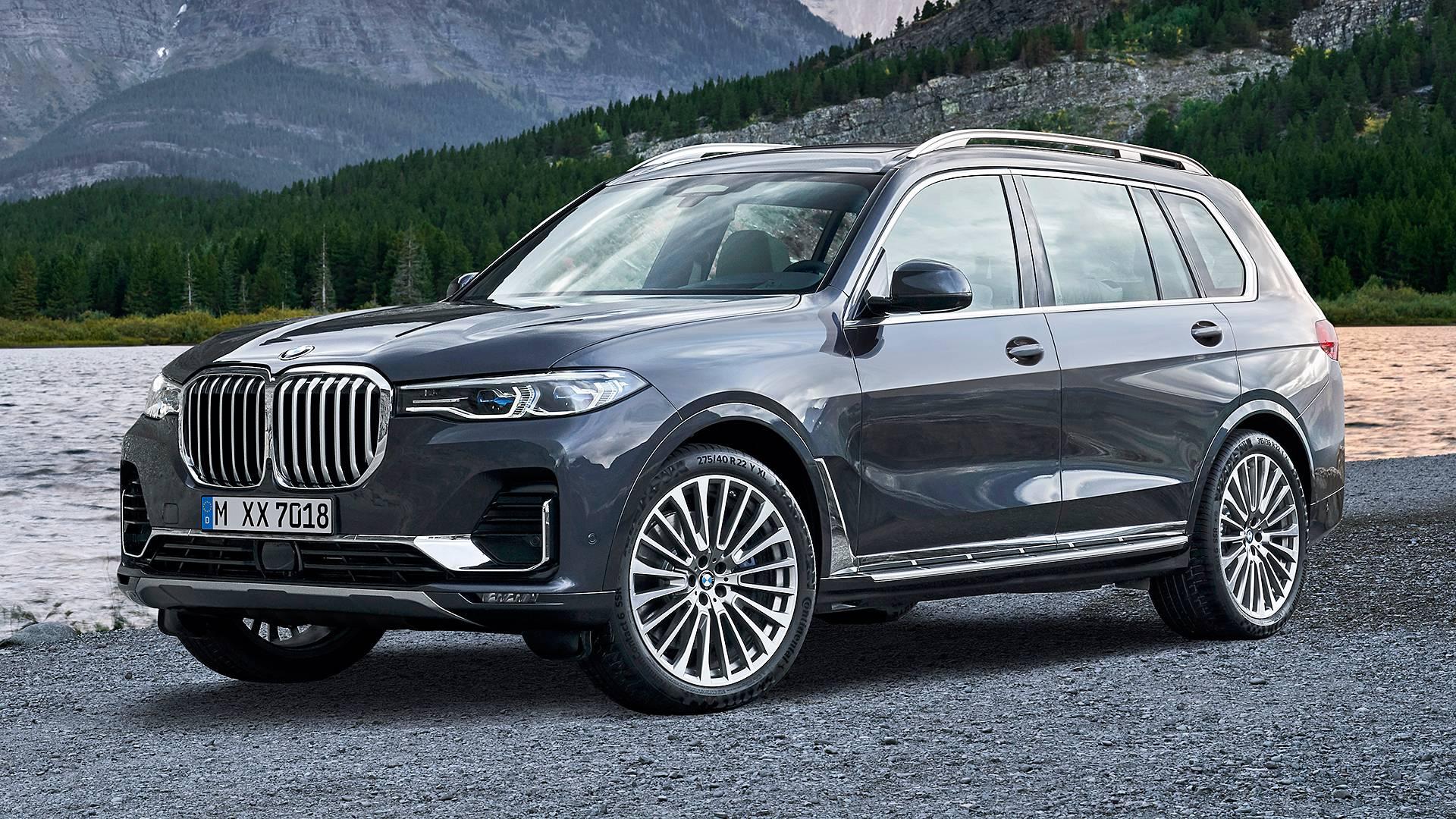 Xe BMW X7 2020