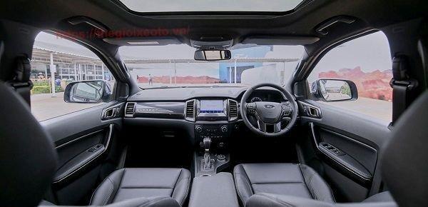 Ford Everest 2021: Giá xe, giá lăn bánh & thông số kỹ thuật xe.!