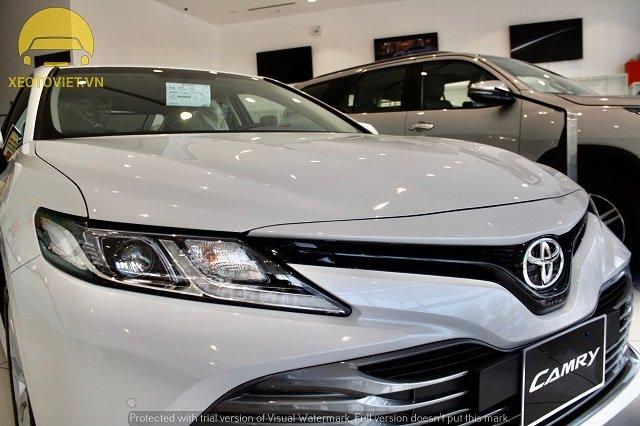 Đánh giá xe Toyota Camry 2.0G 2021 có gì mới?
