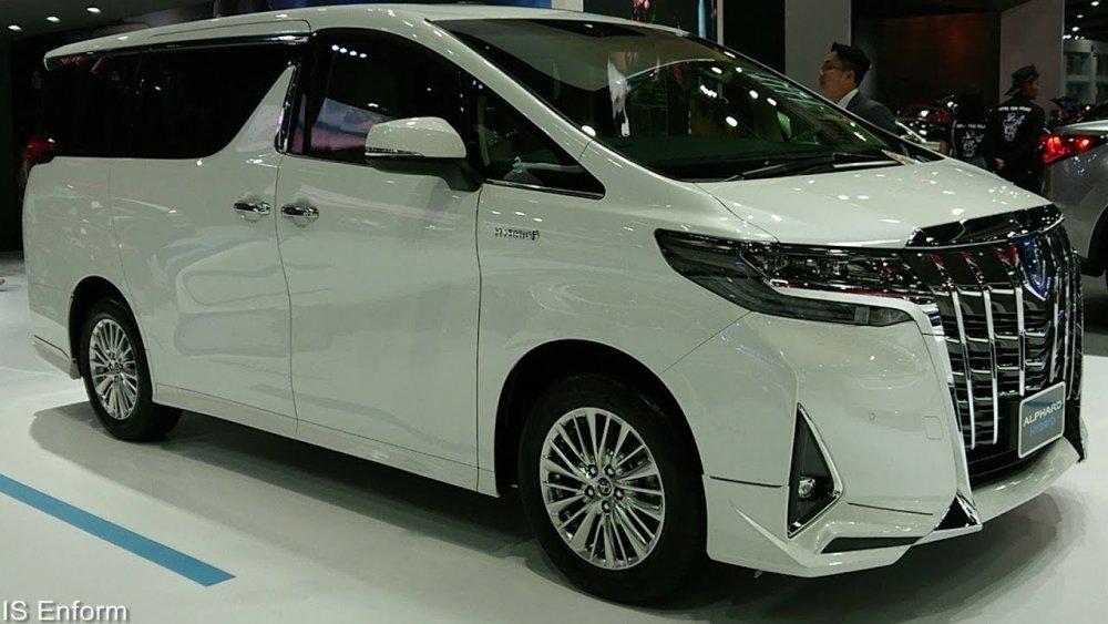 Toyota Alphard 2021: giá xe, thông số (Ưu đãi tháng 1!) - xeoto.com.vn