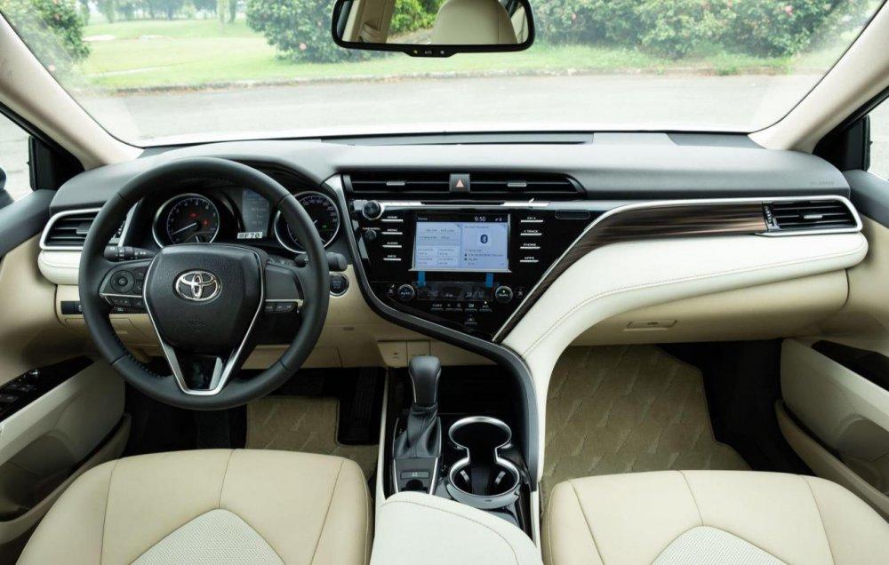 Toyota Camry 2.0G 2021 - Xe hơi giá tốt