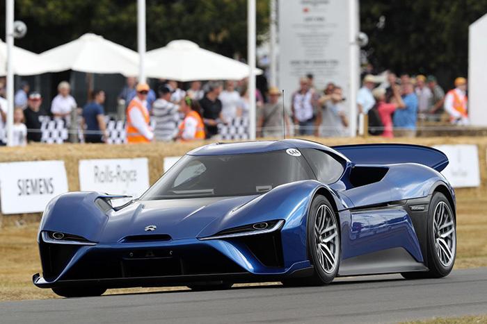 Những chiếc siêu xe điện đầu tiên khai mở thị trường xe hơi thế giới