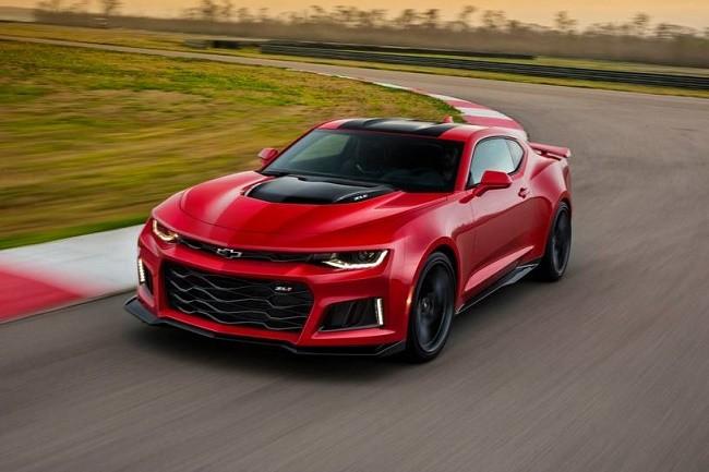 Camaro là mẫu ô tô thể thao giá rẻ có thiết kế sang trọng