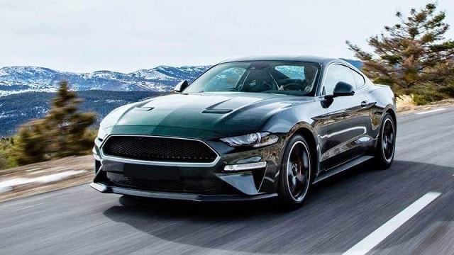 Ford Mustang vận hành bền bỉ