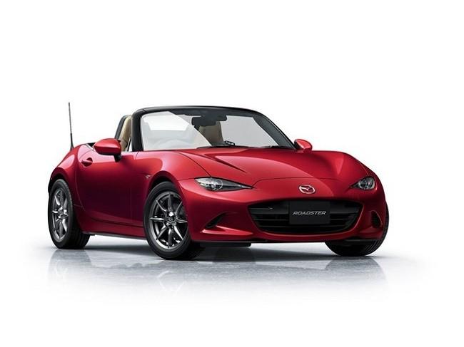 Mazda MX-5 Miata, mẫu xe hơi thể thao giá rẻ, phong cách cá tính