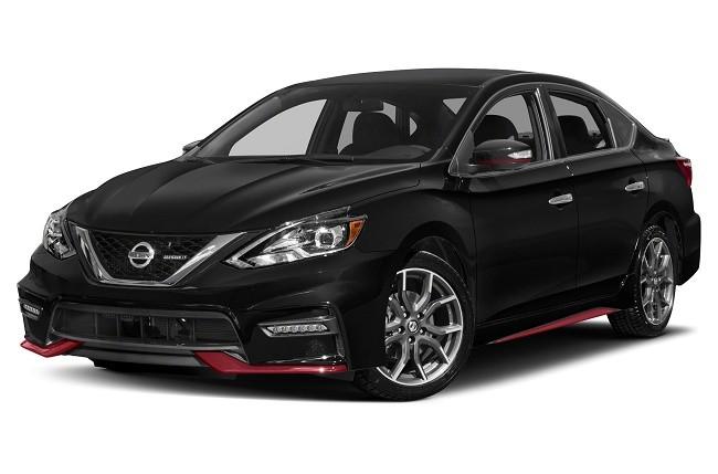 Nissan Sentra Nismo mẫu Sedan thiết kế đẹp, vận hành bền bỉ