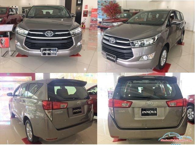 Nên mua Toyota Innova E số sàn hay Innova G