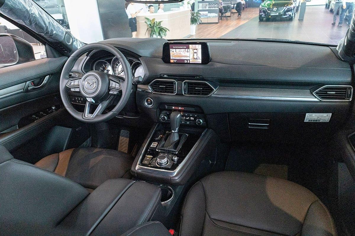 So sánh xe Mazda CX8 và Huyndai Santafe