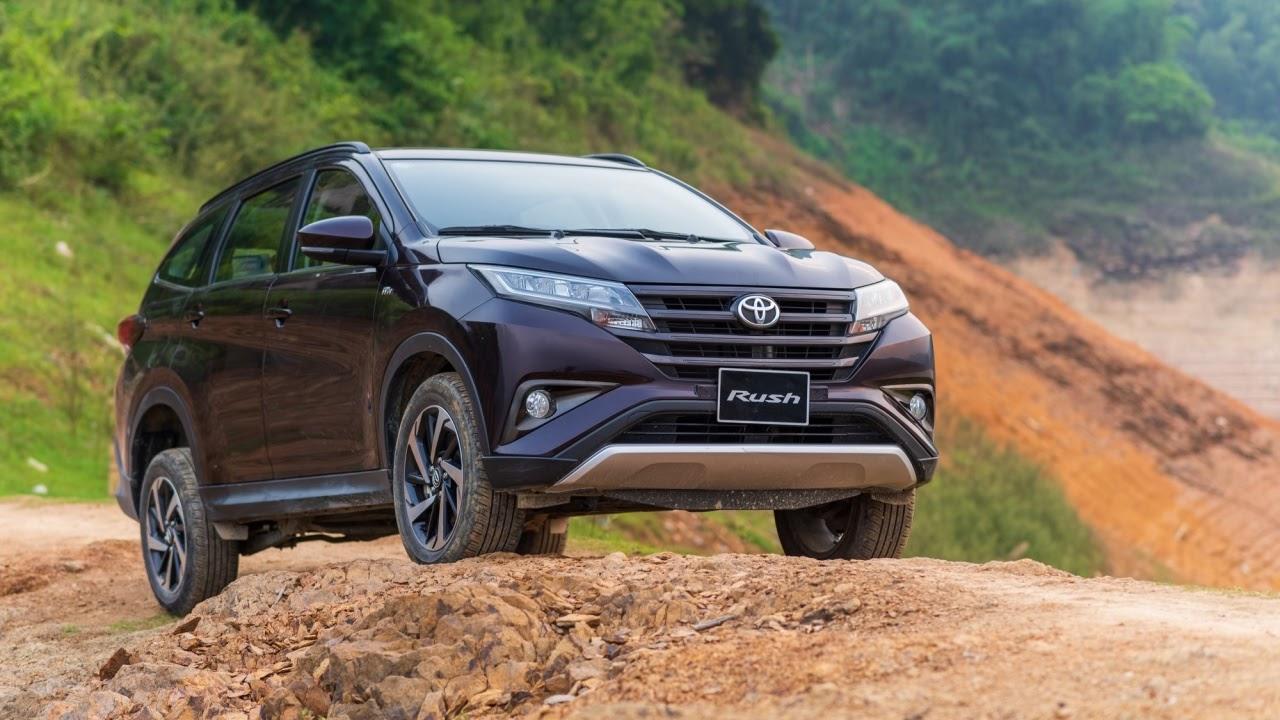 Đánh giá chi tiết xe Toyota Rush