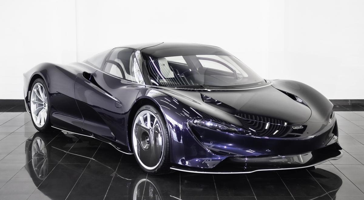 Mẫu xe đắt nhất thế giới