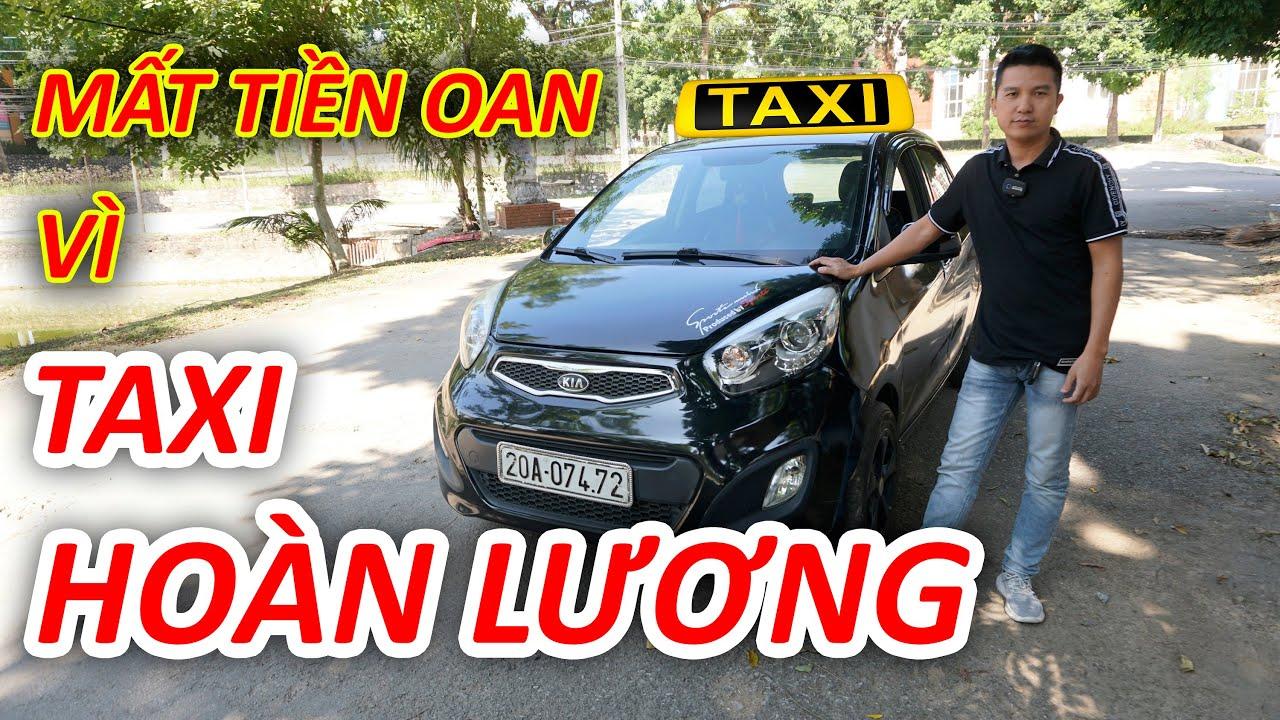 Cách nhận biết xe ôtô chạy taxi