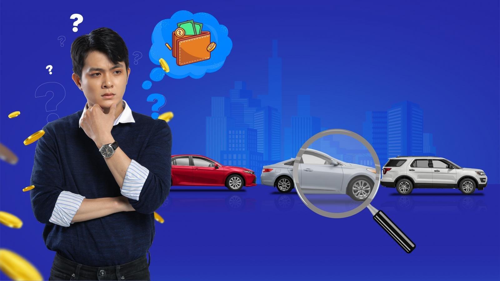Kinh nghiệm mua xe hơi lần đầu