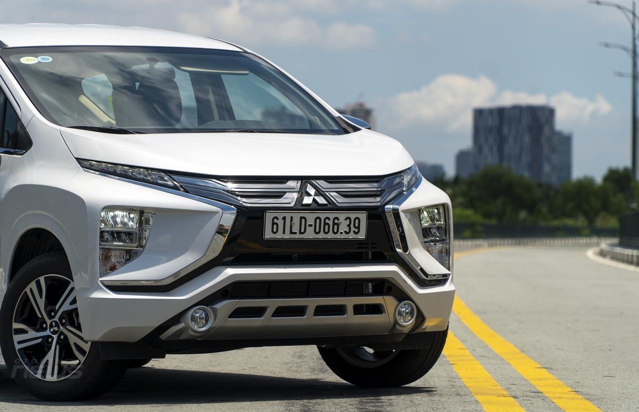 Đánh giá chi tiết xe Mitsubishi Xpander