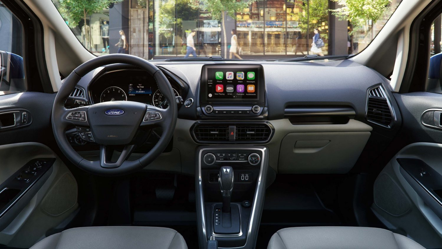 Đánh giá xe Ford Ecosport 2021