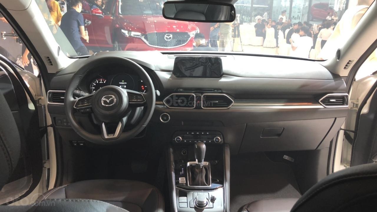 So sánh xe Mazda CX5 và Huyndai Tucson